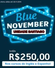 Blue November na Wizard Santiago